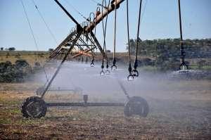 Irrigação deve chegar à era da Internet das Coisas