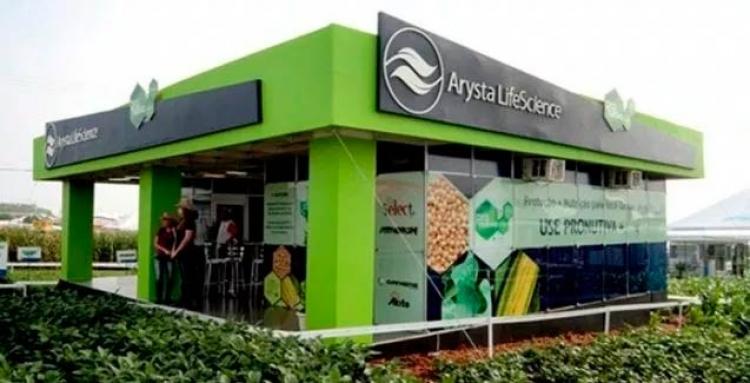 UPL compra Arysta por US$ 4,2 bilhões
