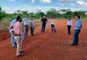 BNDES visita fazenda experimental do Projeto Biomas no Cerrado