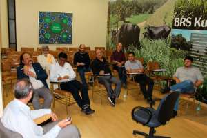 Embrapa e instituição indiana reforçam parceria