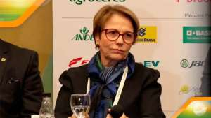 Ministra Tereza Cristina fala sobre os rumos do agronegócio brasileiro no mercado internacional