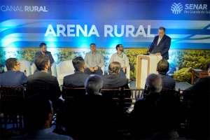 Sistema CNA/Senar fecha parceria para desenvolvimento da agropecuária digital no País