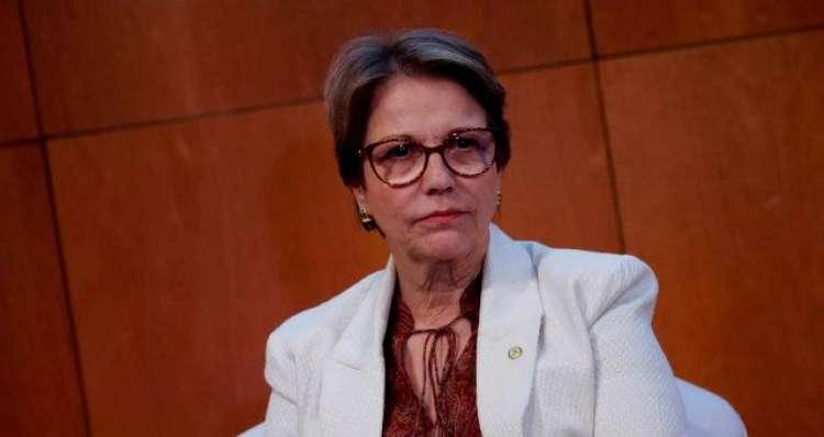 Agronegócio brasileiro é o mais sustentável do mundo, diz ministra