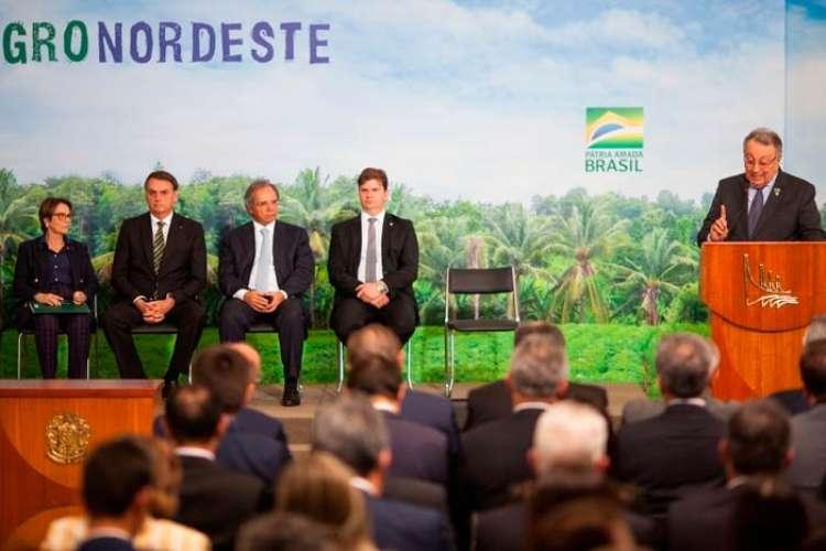 Assistência técnica será a alma do AgroNordeste, diz presidente da CNA