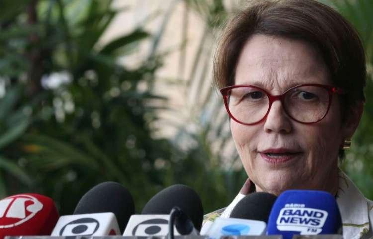 Tereza Cristina defende ampliação do comércio agrícola bilateral