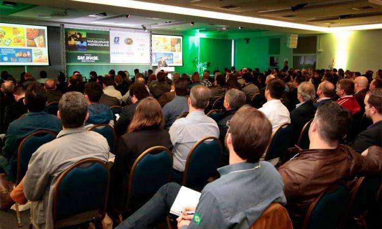 SAE BRASIL realiza em agosto 10º Simpósio de Máquinas Agrícolas