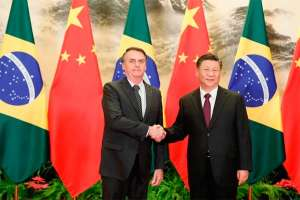 Brasil celebra parceria com fundação científica da China