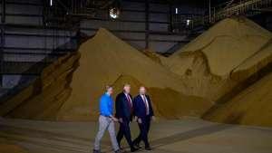 No estado americano de Iowa, reunião anual de agricultores discute a 'ameaça brasileira'