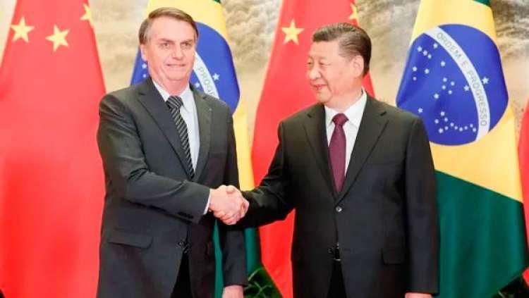Brasil volta à rota de investimentos dos chineses