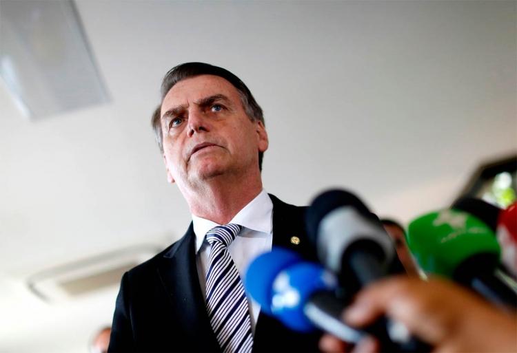 Parceria Brasil-Israel, que beneficiará Nordeste, está bem encaminhada, diz Bolsonaro