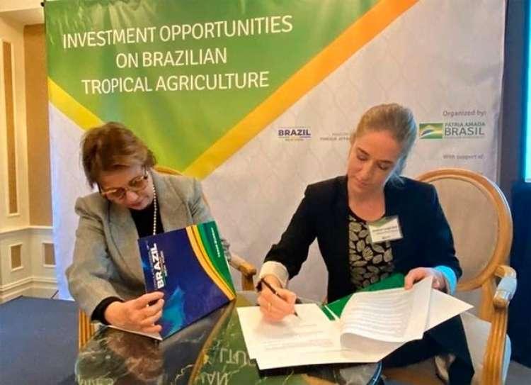 CNA apoia acordo entre CBI e Mapa para emissão de títulos verdes no agro