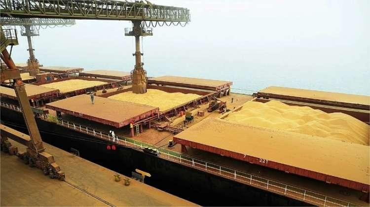 Anec reafirma normalidade nos portos e forte ritmo nos embarques de soja