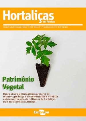 """Nova edição da """"Hortaliças em Revista"""" está disponível para download"""