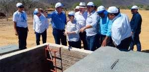 Mapa levará assistência técnica para produtores atendidos por projeto de irrigação na Bahia
