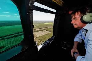Acordo Mercosul-UE vai beneficiar setor de fruticultura, diz Bolsonaro