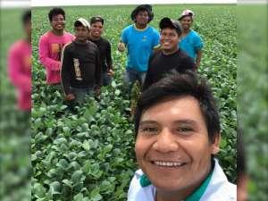 Indígenas plantam 10 mil hectares de grãos em Mato Grosso
