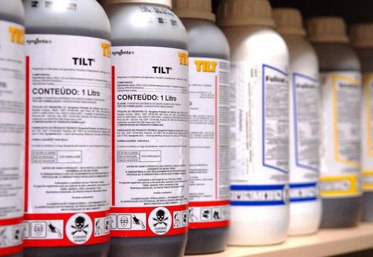 Operação Webcida pune venda irregular de agrotóxicos pela internet