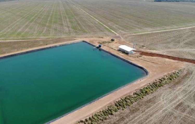 Produtividade de fazenda aumenta em 71% com ajuda da irrigação