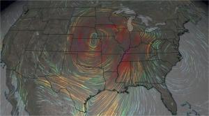 Novo 'ciclone bomba' deve atingir o Meio-Oeste dos EUA nesta semana