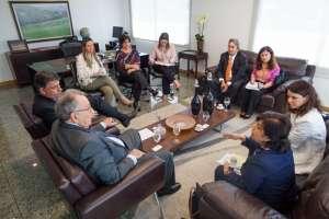 Senar e Banco Mundial planejam ampliar parcerias na agropecuária