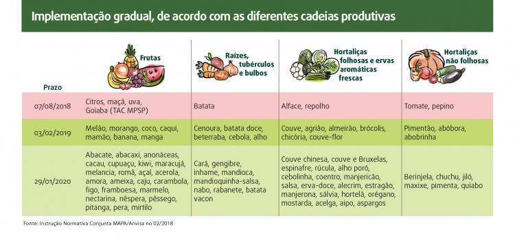 Rastreabilidade de vegetais frescos: FAESP indica os pontos que demandam mais atenção do produtor