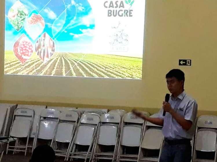 Agrivalle e Agropec promovem palestra sobre controle biológico em Tabatinga - SP