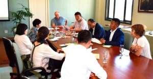SNA recebe novas delegações chinesas
