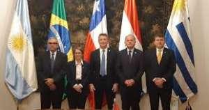 No Chile, Tereza Cristina participa de reunião do Conselho Agropecuário do Sul