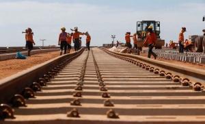 Ferrovia Norte-Sul vai a leilão na 5a.-feira, e Valec será extinta, diz Bolsonaro
