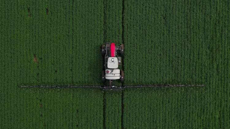 Monitoramento a distância aumenta eficiência de máquinas agrícolas