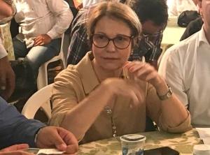 Produtor que tiver perda deve procurar o BB, diz Tereza Cristina