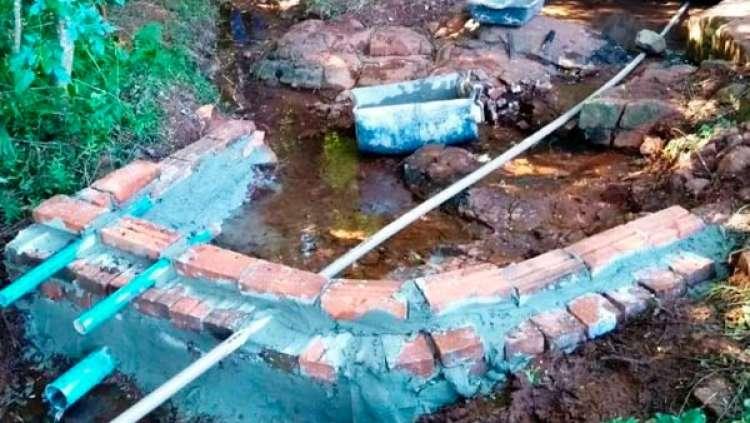 Quase mil fontes de água foram protegidas no RS em 2019