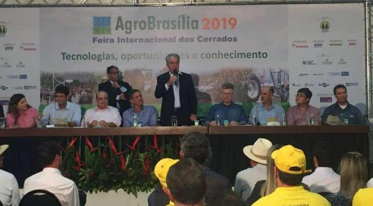 Embrapa inicia suas atividades na AgroBrasília 2019