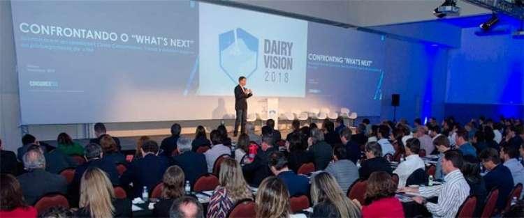 Dairy Vision 2019: 'precisamos de narrativas positivas para o setor lácteo'