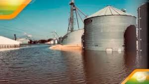 Satélite mostra que EUA já perderam meio milhão de h para as enchentes no meio-oeste