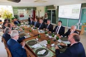 Sistema CNA/Senar recebe presidente da Comissão de Meio Ambiente da Câmara