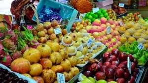 Frutas, legumes e verduras devem obedecer padrões visuais