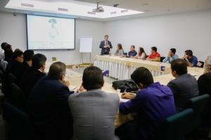 Senar reúne Administrações Regionais que irão atuar no Projeto Paisagens Rurais