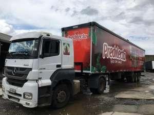 Com alta do frete, indústria investe R$ 15 milhões e compra 25 caminhões