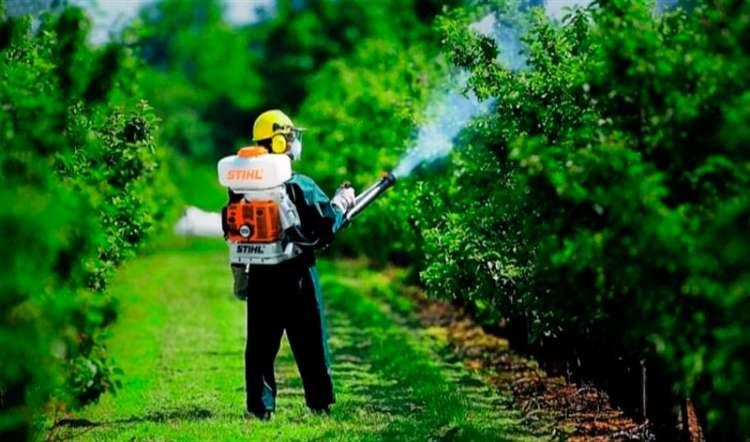 Segurança dos agricultores exige cursos de aplicação