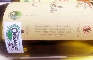 Chega ao Brasil 1ª carga de vinhos orgânicos após acordo com o Chile