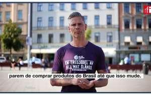 Rede de supermercados da Suécia decide banir produtos brasileiros por causa dos agrotóxicos