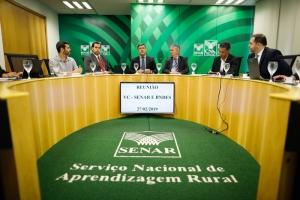 Senar e BNDES discutem parceria para levar assistência técnica a 30 mil produtores rurais