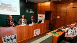 CNA apresenta propostas para fortalecer segurança no campo