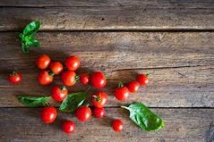 Híbrido de tomate grape é recordista em teor de licopeno