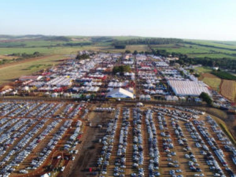 Agrishow: arena debaterá a união do meio ambiente e o agronegócio