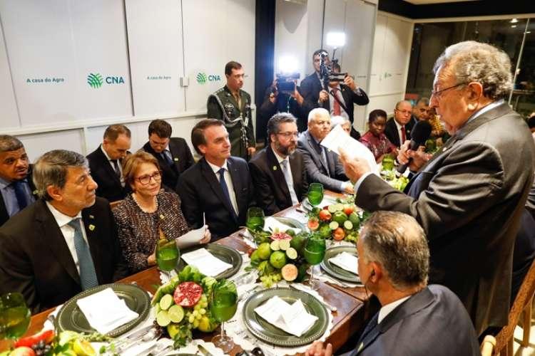 CNA e governo reforçam importância da parceria comercial com países islâmicos