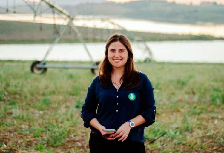 Jovem brasileira representará o agro nacional durante o 50º 'World Economic Forum', em Davos