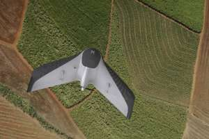 Pesquisa inédita utiliza drones para estimar erosão do solo em lavouras