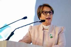 Tereza Cristina inicia agenda de encontros na Índia para promover comércio
